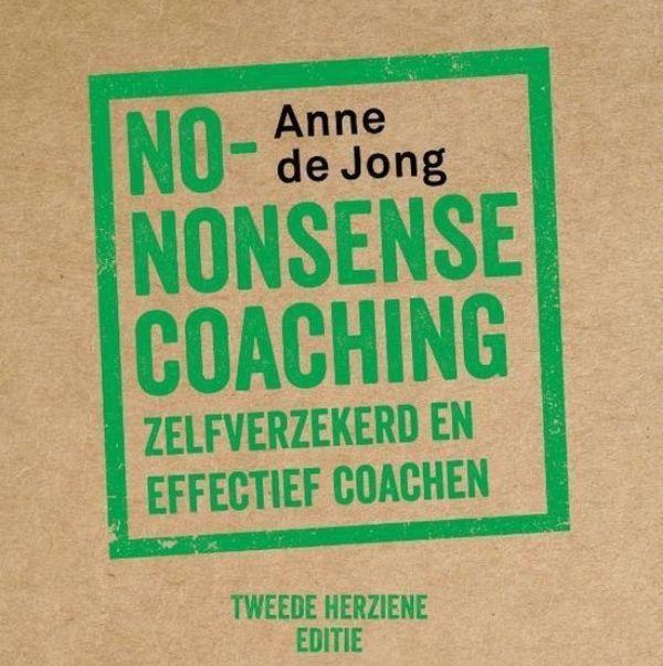 No nonsense coaching zelfverzekerd en effectief coachen
